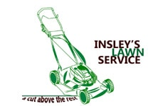 Insley's Lawn Service logo